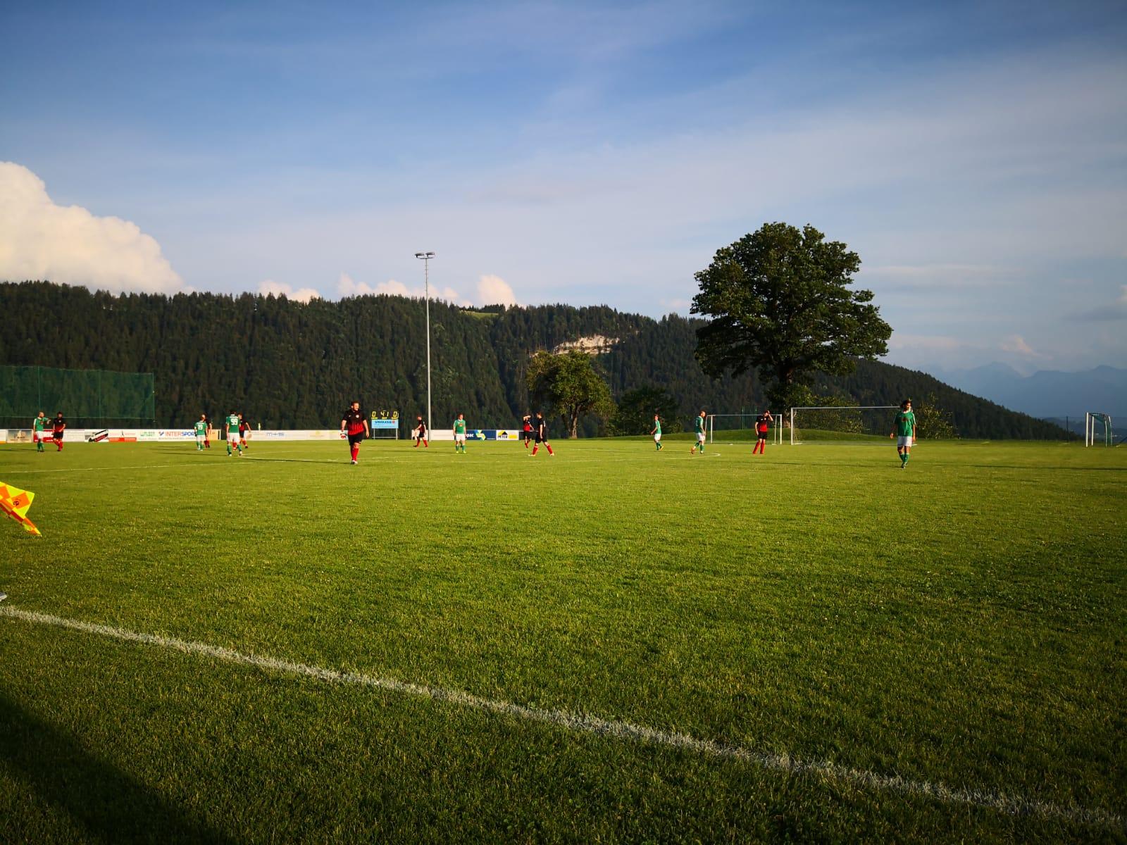 1:6 Heimniederlage gegen Nofler Sportfreunde